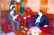 005_Courtesy call on H.E Governor Sindh