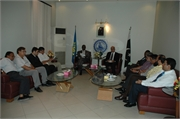 011_Visit to Karachi Chamber of Commerce & Industry (KCCI) on 22-5-2010
